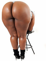 These hawt dark gals have the huge brown and round, moist phat booties u ve ever seen in your entire life! Large butts are so soft and irresistibly astounding that u can't stop your lewd hand from reaching those priceless warm buns